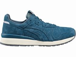 Asics Tiger Ally - Sapatilhas casual Mulher - Azuis/Azuis,161CHKEY